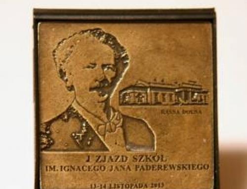 I Zjazd Szkół i Instytucji noszących imię Ignacego Jana Paderewskiego