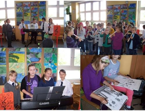 1 października 2013 w Szkole Podstawowej nr 90 im. hr. W. Zamoyskiego