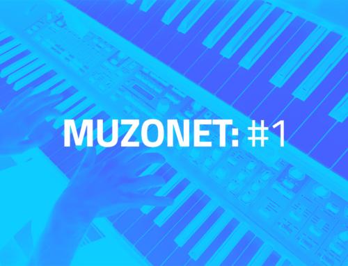 RUSZA NOWY CYKL AUDYCJI ONLINE #MUZONET